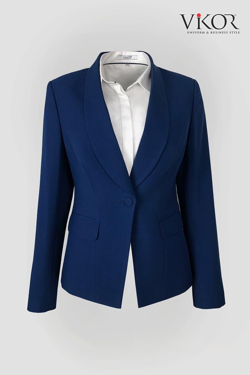 Đồng phục vest nữ công sở cao cấp