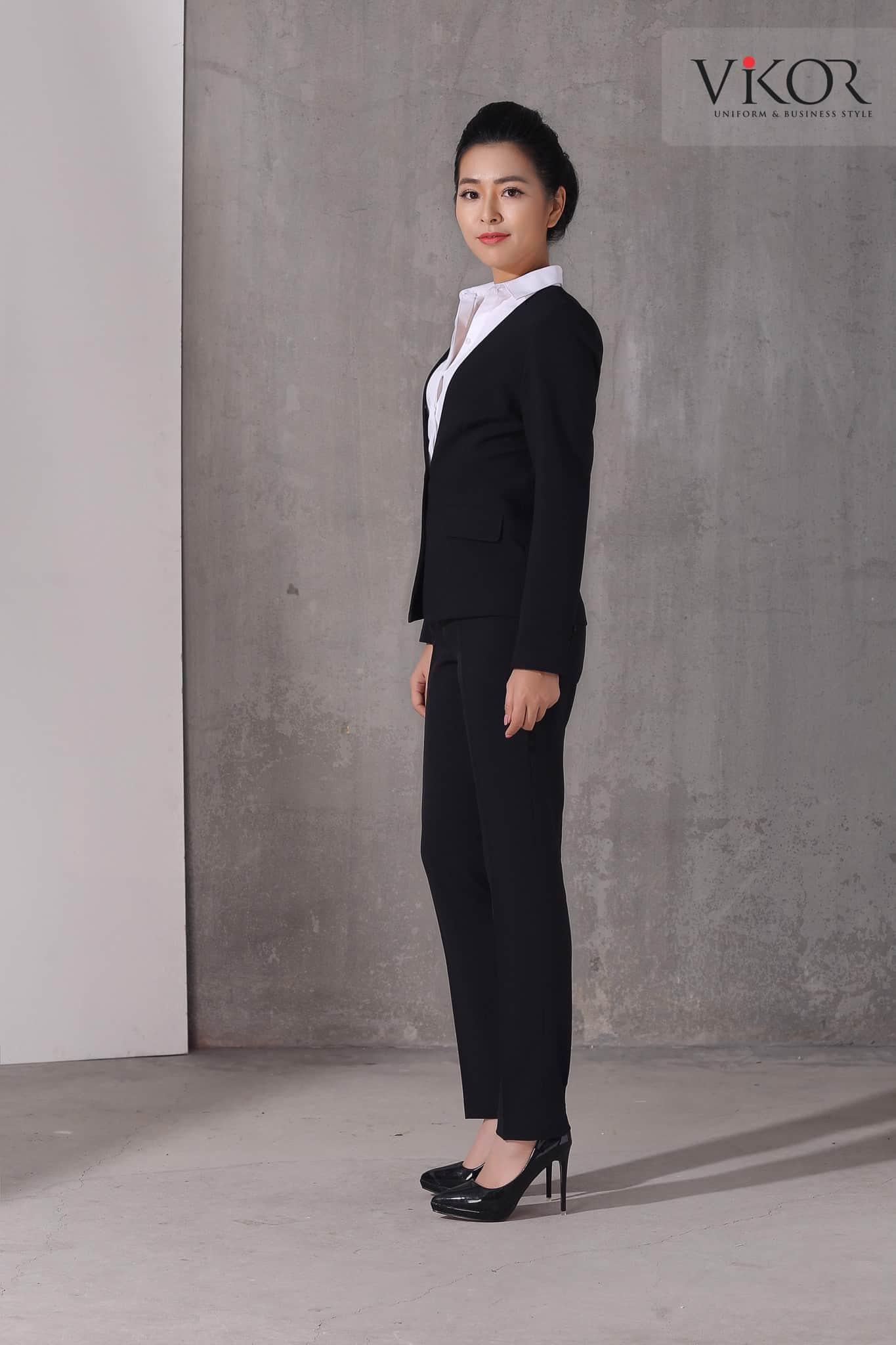 Đồng phục vest nữ VW10101