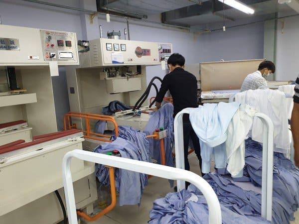 Xưởng sản xuất Vikor