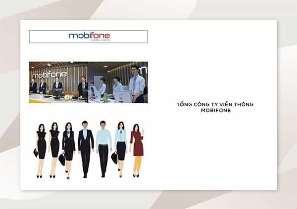 Dự án đồng phục Công ty Mobifone