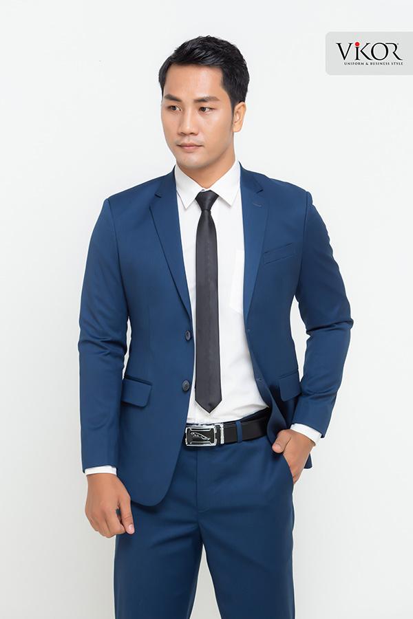 Mẫu áo vest đồng phục nam VM11808