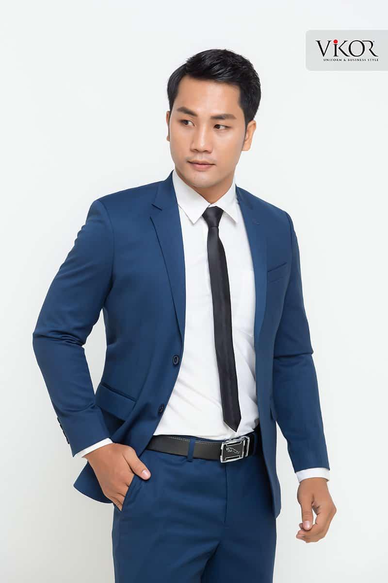 mẫu vest VM11808 giúp nam giới có diện mạo trẻ trung