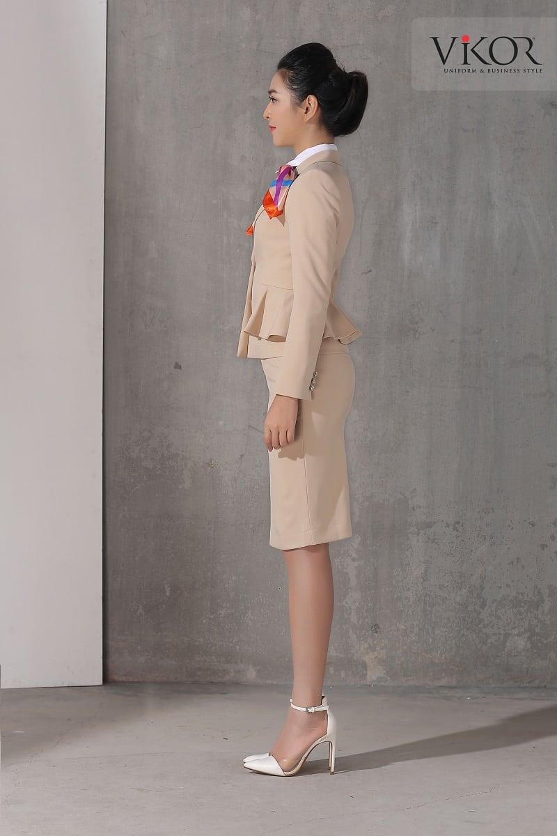 Vest nữ VW10206 chụp góc nghiêng