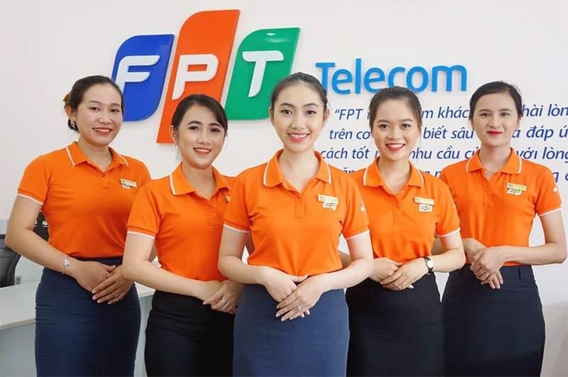 Đồng phục công sở FPT Telecom