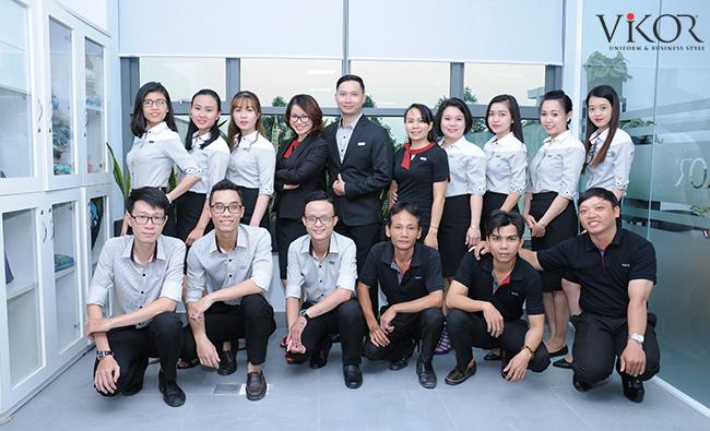 Đội ngũ VIKOR chuyên nghiệp
