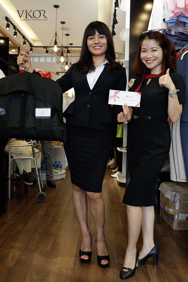 Mua đồ vest nữ công sở TPHCM