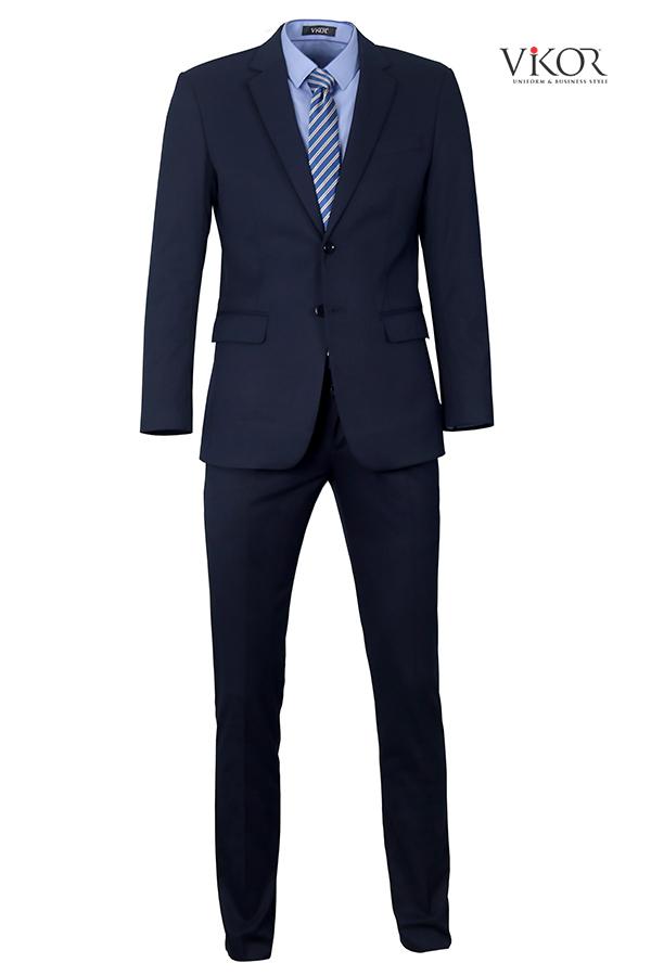 Vest công sở nam đồng phục