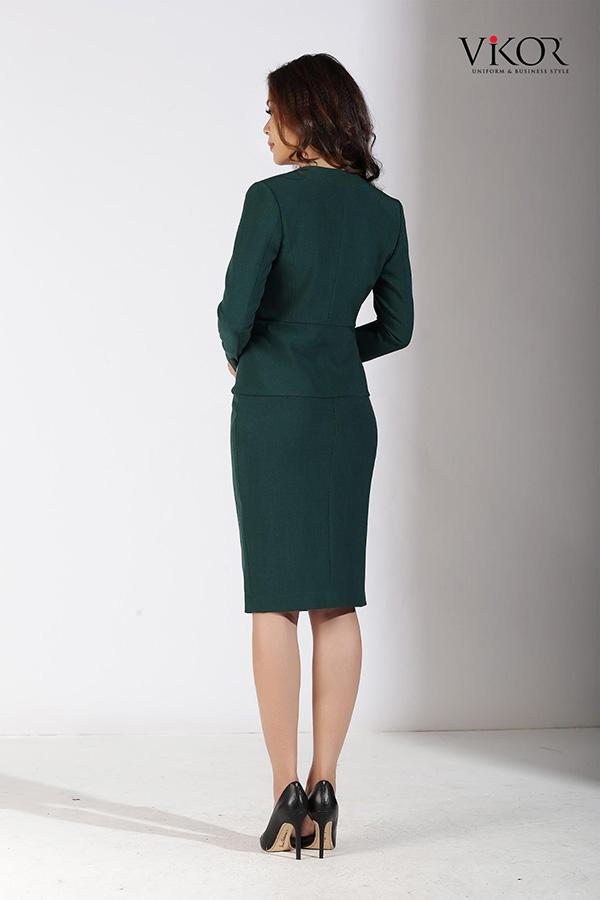 Vest nữ với kỹ thuật tạo form cao cấp tôn dáng người mặc