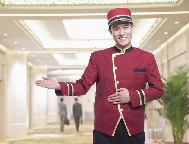 Đồng phục bellman khách sạn