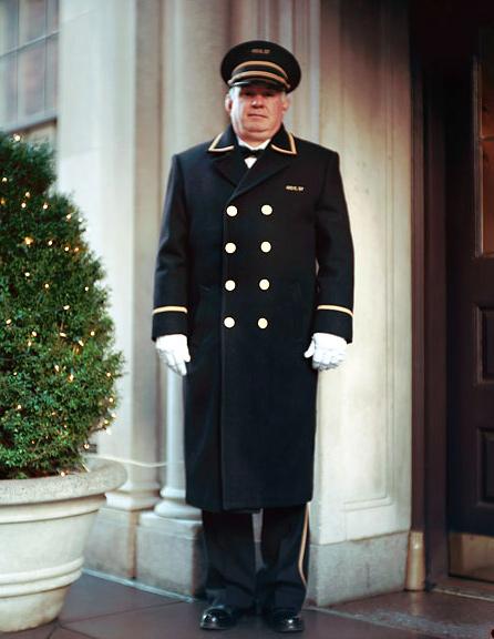 Đồng phục bảo vệ khách sạn đẹp