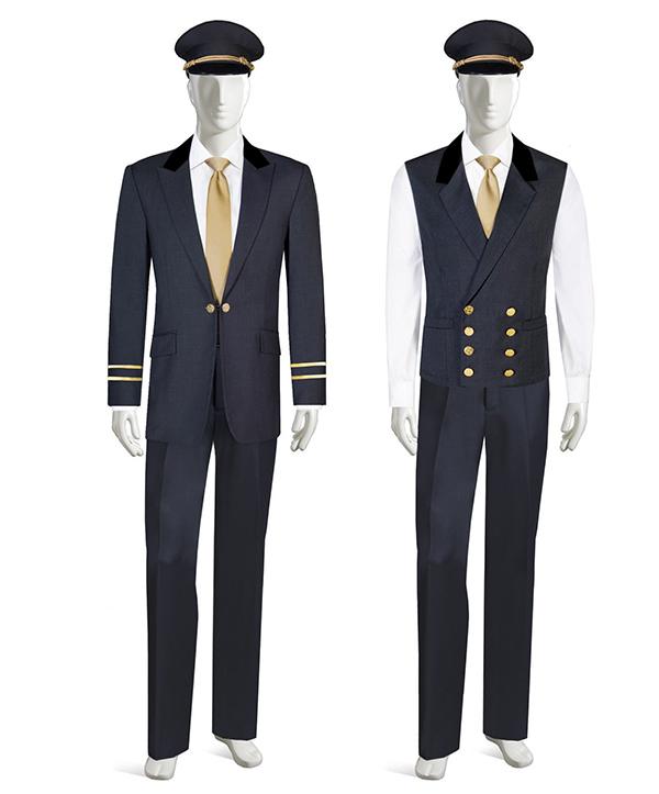 Mẫu đồng phục bảo vệ khách sạn