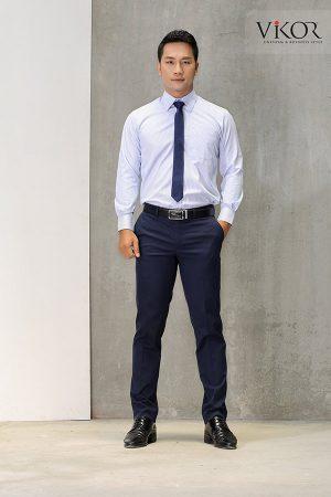Đồng phục công ty mẫu 005 cho nam