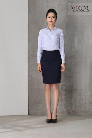 Đồng phục công ty mẫu 005 nữ