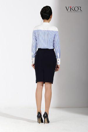 Đồng phục công ty mẫu 007 cho nữ mẫu 1