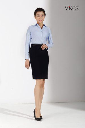 Đồng phục công ty mẫu 008 nữ