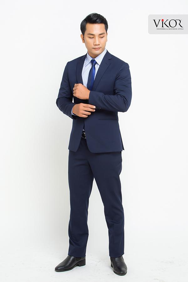 Đồng phục công ty mẫu 011 cho nam