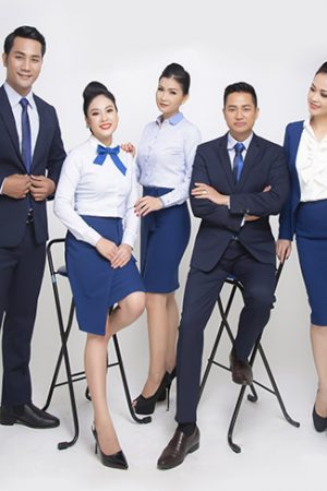 Đồng phục công ty mẫu 011 đẹp