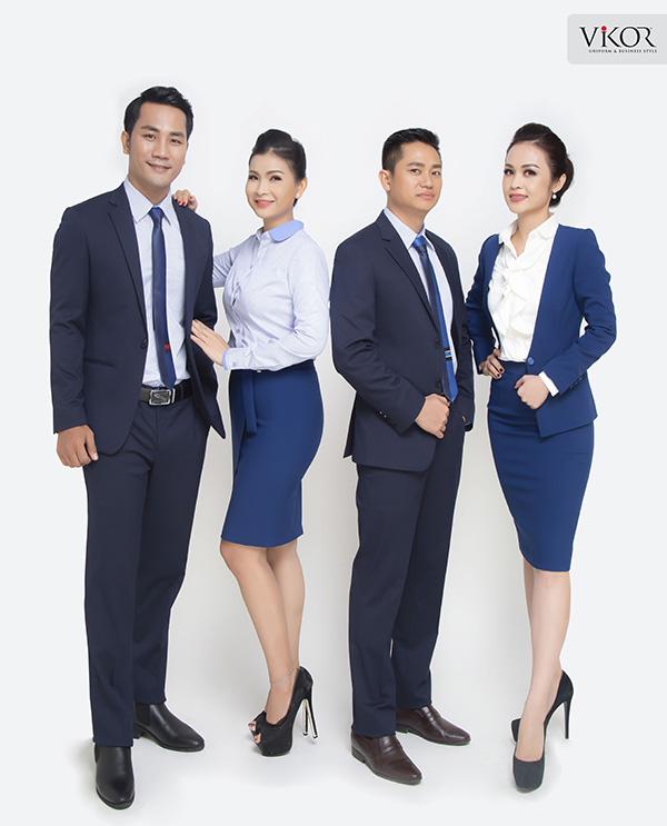 Đồng phục công ty mẫu 011