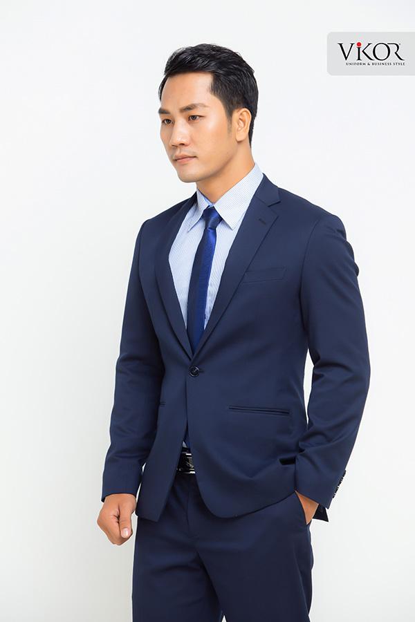 Đồng phục công ty mẫu 012 cho nam
