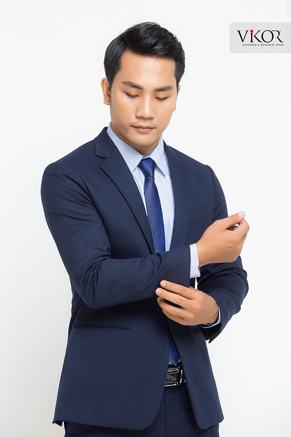Đồng phục công ty mẫu 012 nam đẹp