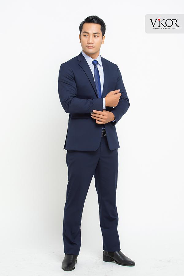Đồng phục công ty mẫu 012 nam