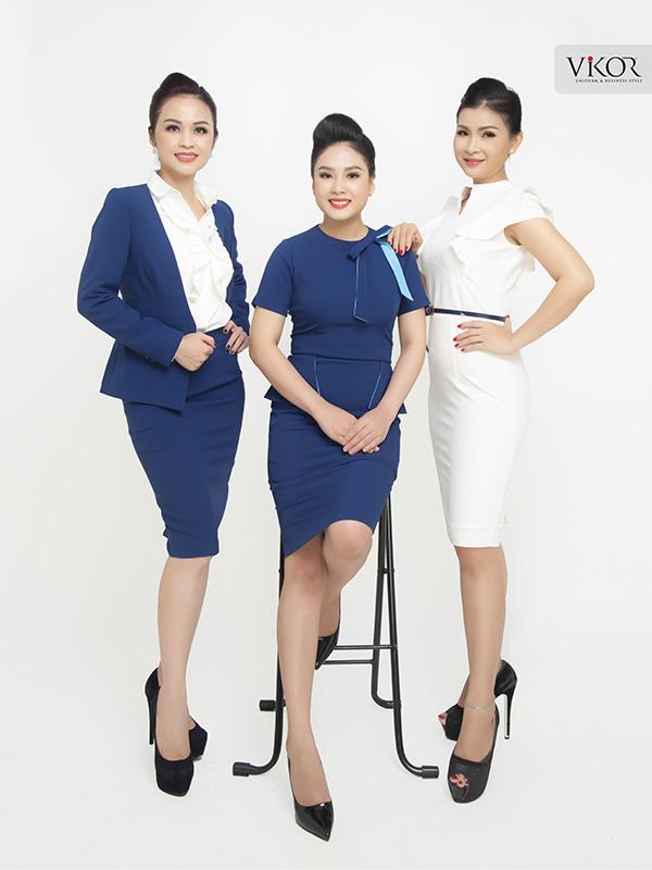 Đồng phục công ty mẫu 012