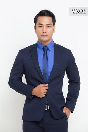 Đồng phục công ty mẫu 013 nam