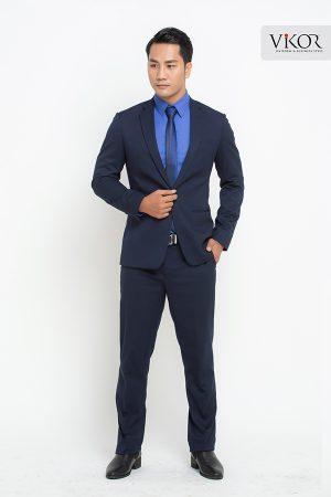 Đồng phục công ty mẫu 013 nam vest