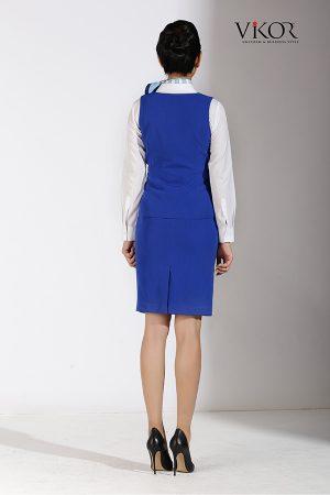 Đồng phục công ty mẫu 015 gile nữ