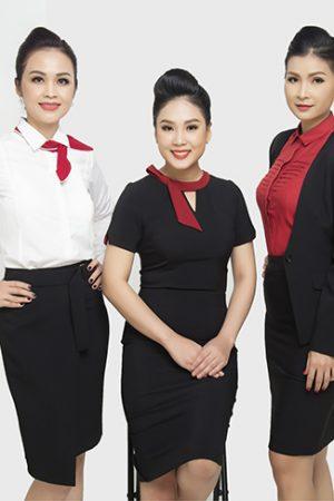 Đồng phục công ty mẫu 018 nữ