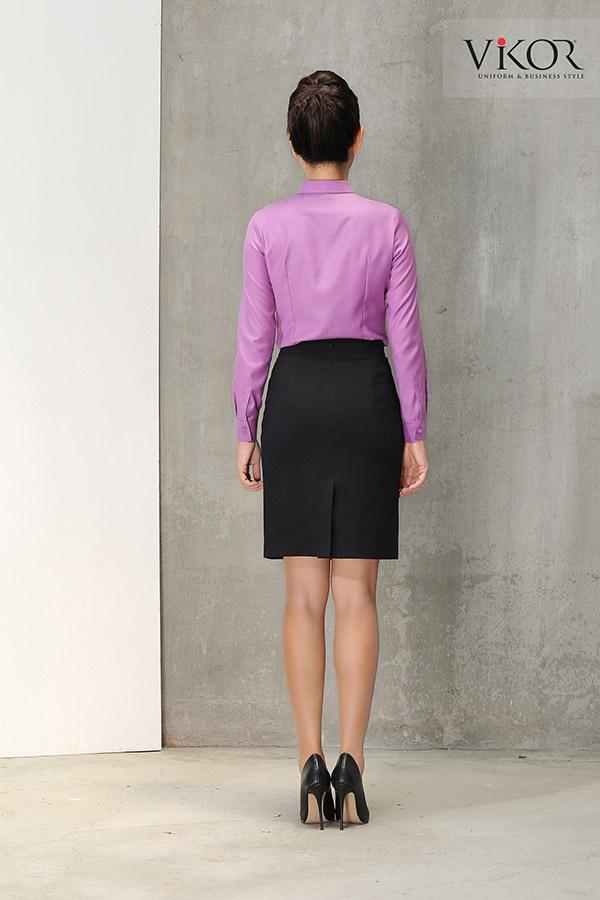Đồng phục công ty mẫu 019 của nữ