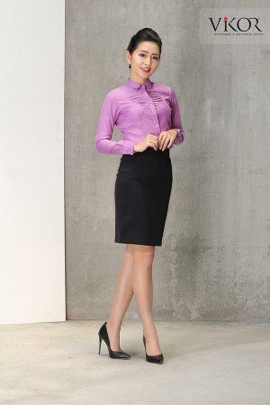 Đồng phục công ty mẫu 019 nữ