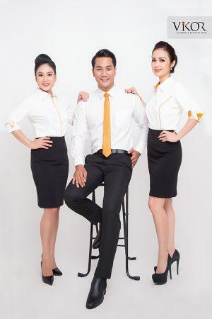 Đồng phục công ty mẫu 020