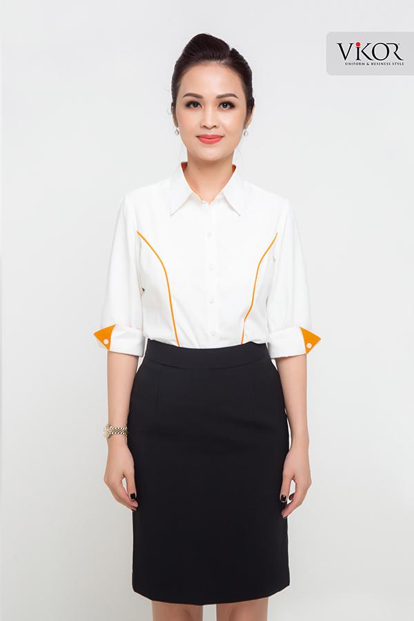 Đồng phục công ty mẫu 020 nữ