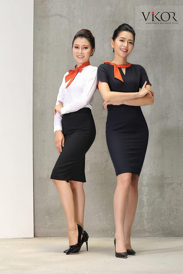 Đồng phục công ty mẫu 022