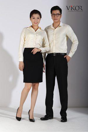 Đồng phục công ty mẫu 024