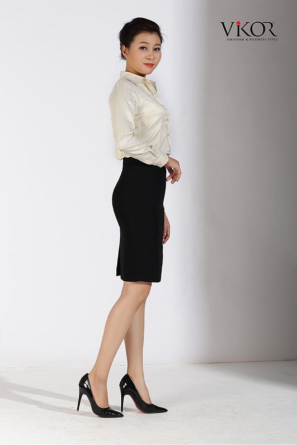 Đồng phục công ty mẫu 024 nữ