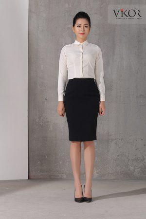 Đồng phục công ty mẫu 025 nữ