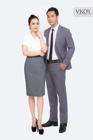 Đồng phục công ty mẫu 026