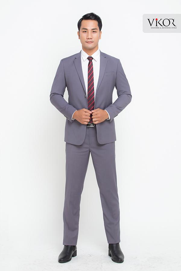Đồng phục công ty mẫu 026 nam đẹp
