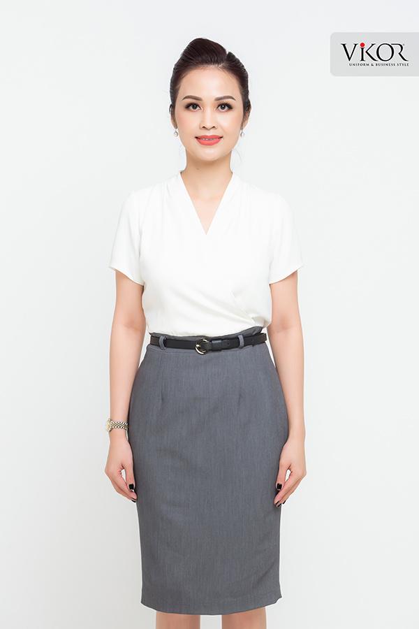 Đồng phục công ty mẫu 026 nữ