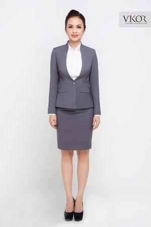 Đồng phục công ty mẫu 027 nữ