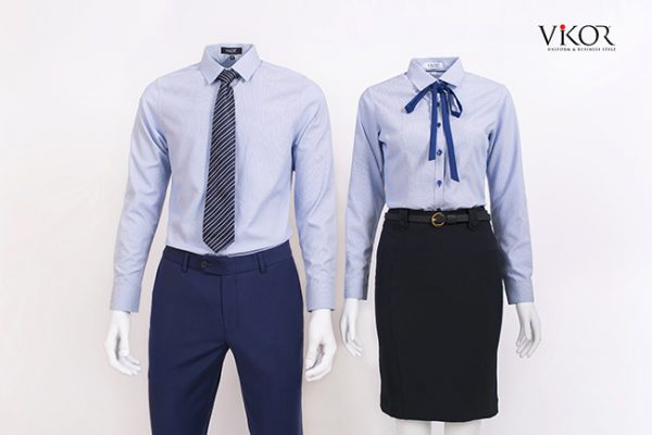 Đồng phục công ty mẫu 028 đẹp