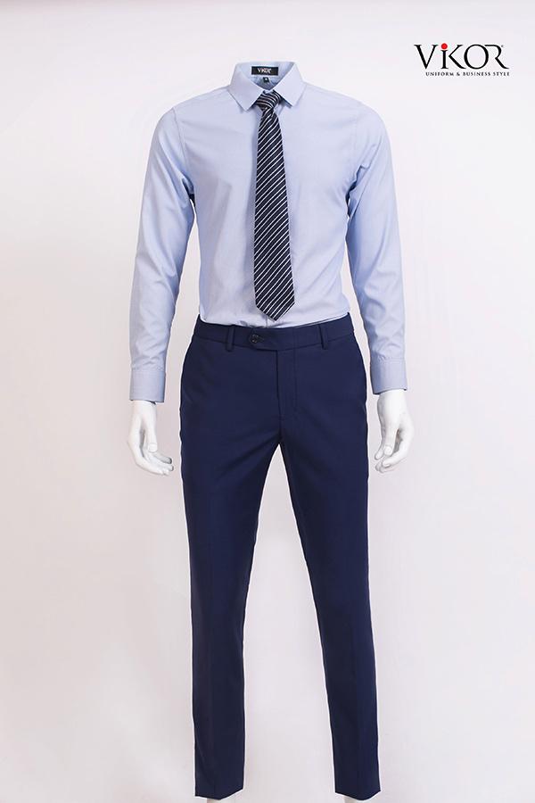 Đồng phục công ty mẫu 028 nam