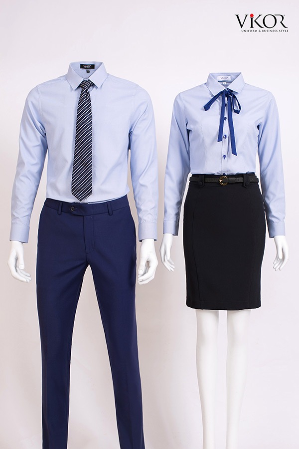 Đồng phục công ty mẫu 028