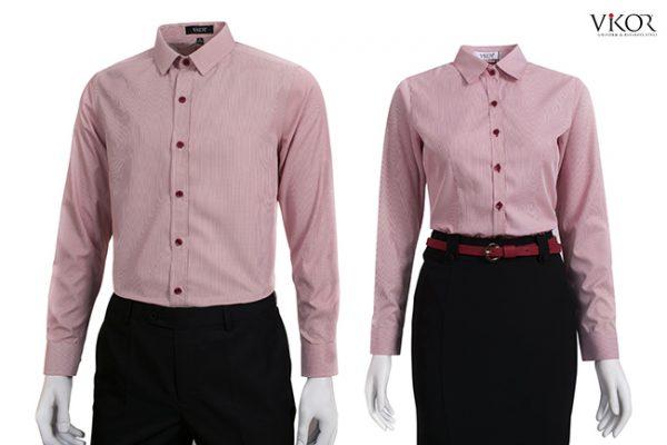Đồng phục công ty mẫu 029 nam nữ