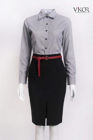 Đồng phục công ty mẫu 030 nữ
