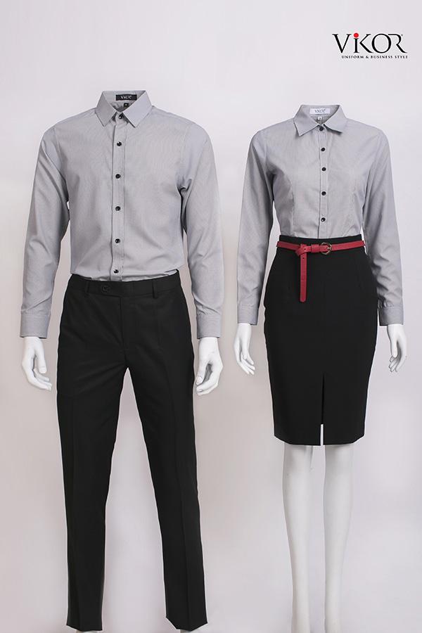 Đồng phục công ty mẫu 030