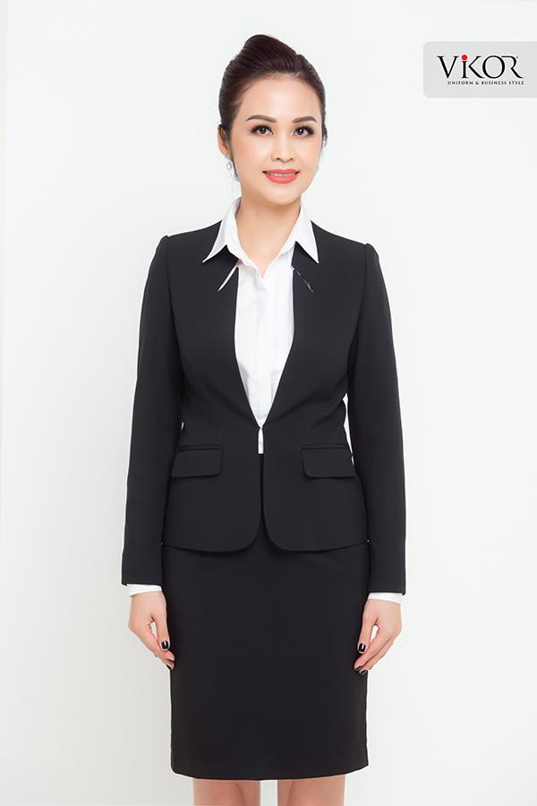 Đồng phục công ty mẫu 033 vest