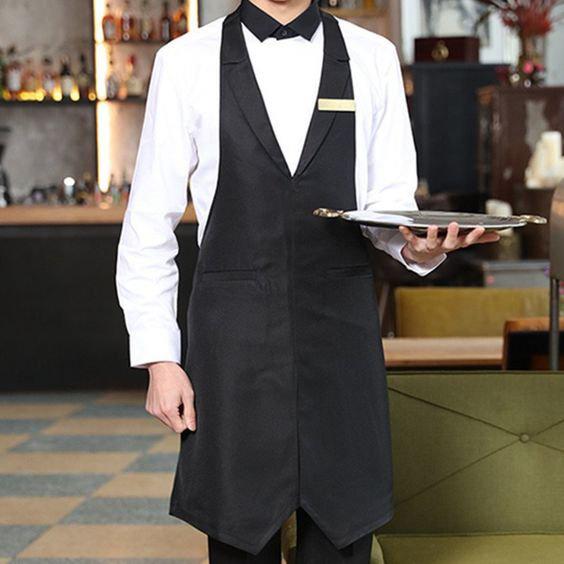 Đồng phục phục vụ nhà hàng Âu